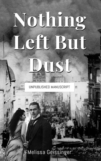 Nothing Left But Dust Cover